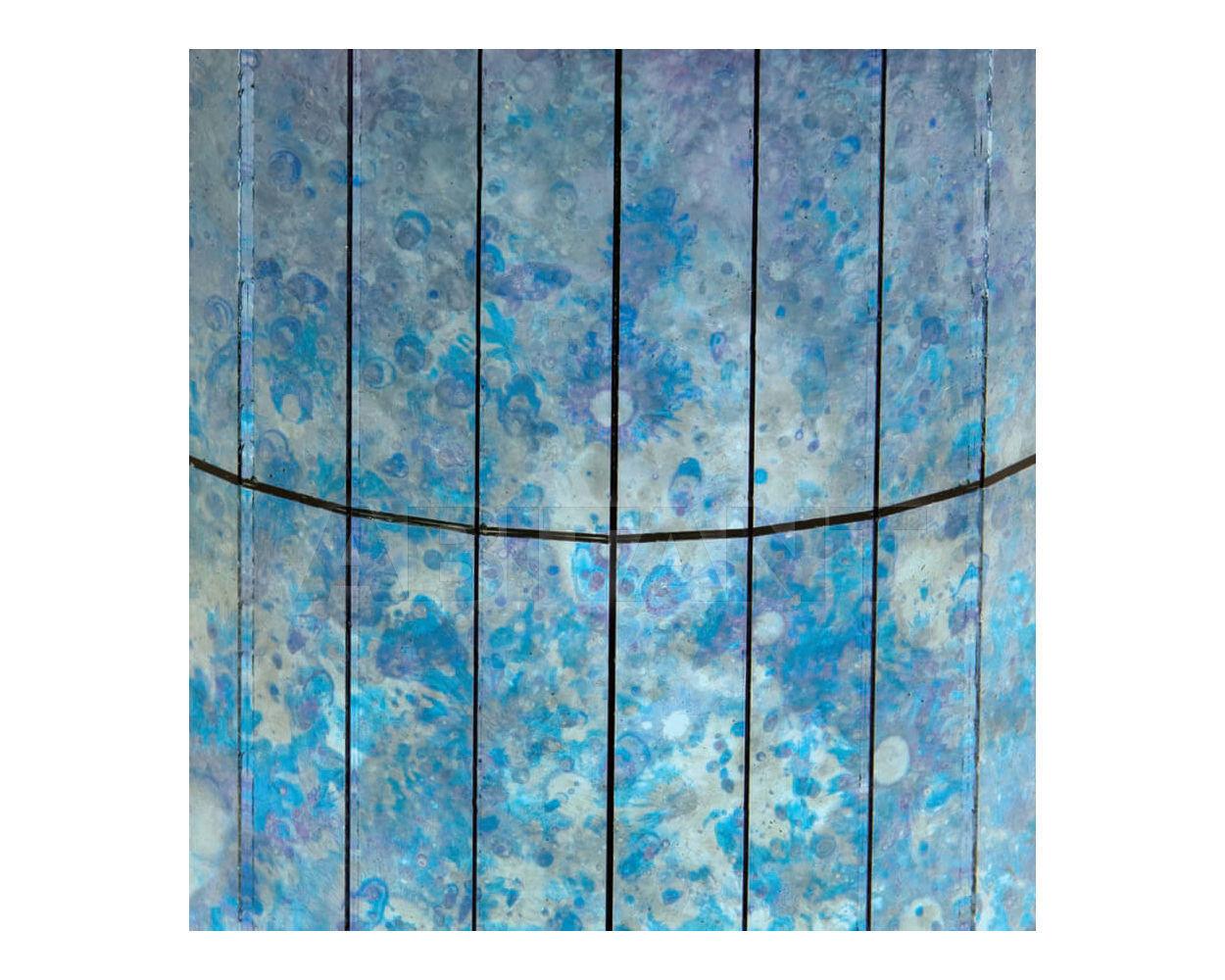 Wall tile Light blue Antique Mirror POLICROMO COBALTO MOSAICO, : Buy ...