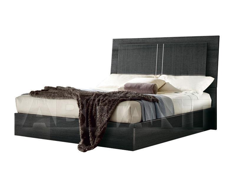 Bed dark gray Alf Uno s.p.a. PJVR0150KT