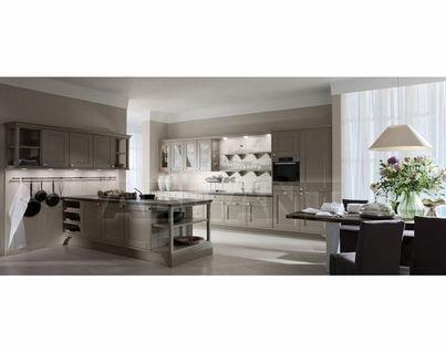 Kitchen Fixtures Leicht Küchen AG MODERN STYLE DOMUS COLOR