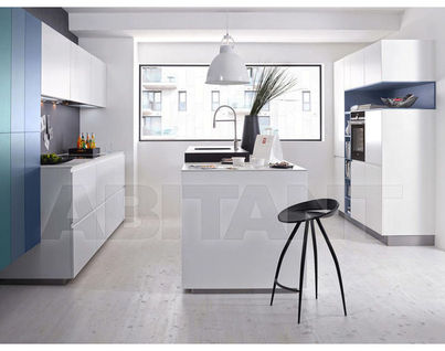 Kitchen Fixtures Nolte Kuechen MODERN KITCHENS Sigma Lack White
