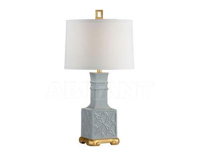 Table lamp white Wildwood Lamps 23310