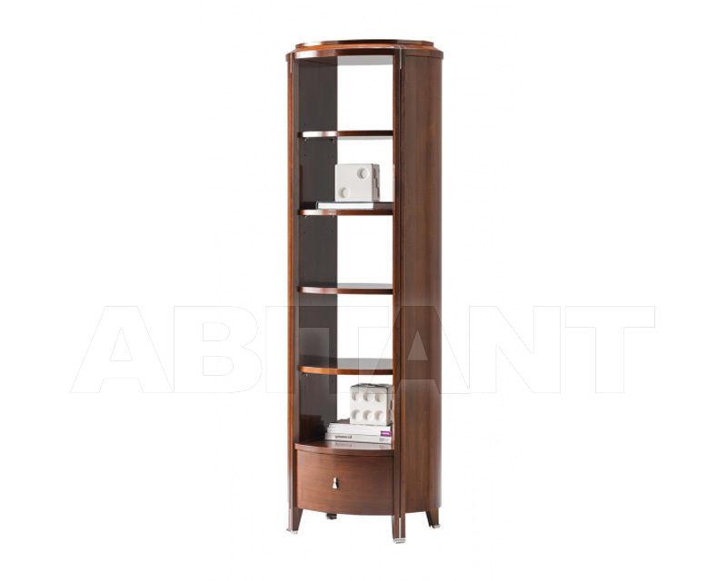 Bookshelf vendome brown selva philipp buy оrder оnline on