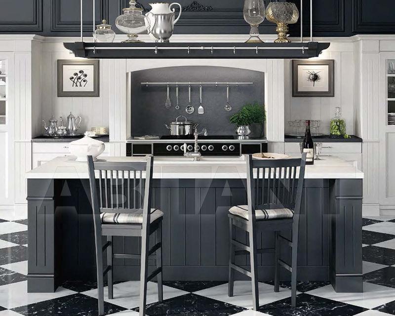 Kitchen fixtures dark grey Minacciolo PARIGI ENGLISH MOOD, : Buy ...