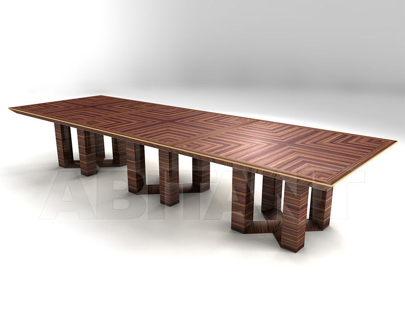 Buy Conference table ETTORE BERDONDINI  AB 1926 Historic Collection ETTORE rectangular table 16