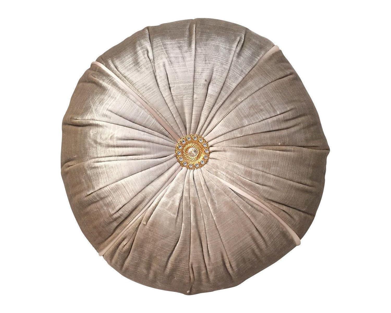 Buy Pillow Fertini Cushions GLAMOUR GOLD