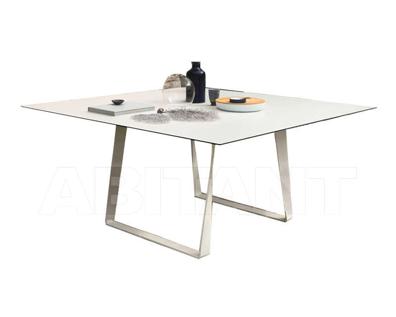 Buy Dining table HAMPTONS GRAPHICS Roberti Rattan 2020 9730