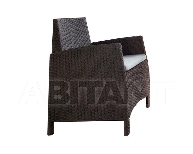Buy Terrace chair SAINT TROPEZ Roberti Rattan 2020 9543