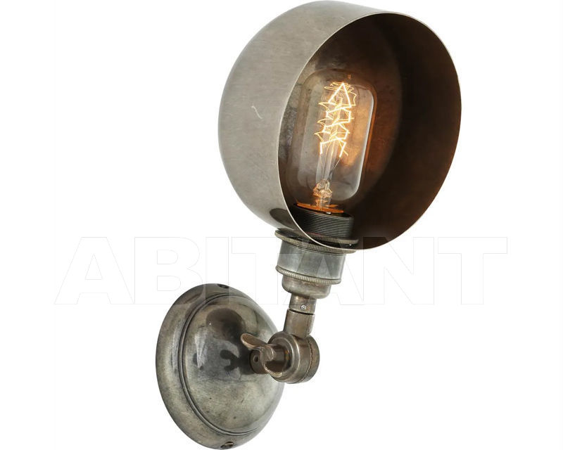 Buy Wall light SAN JOSE MODERN Mullan Lighting 2020 MLWL236ANTBRS