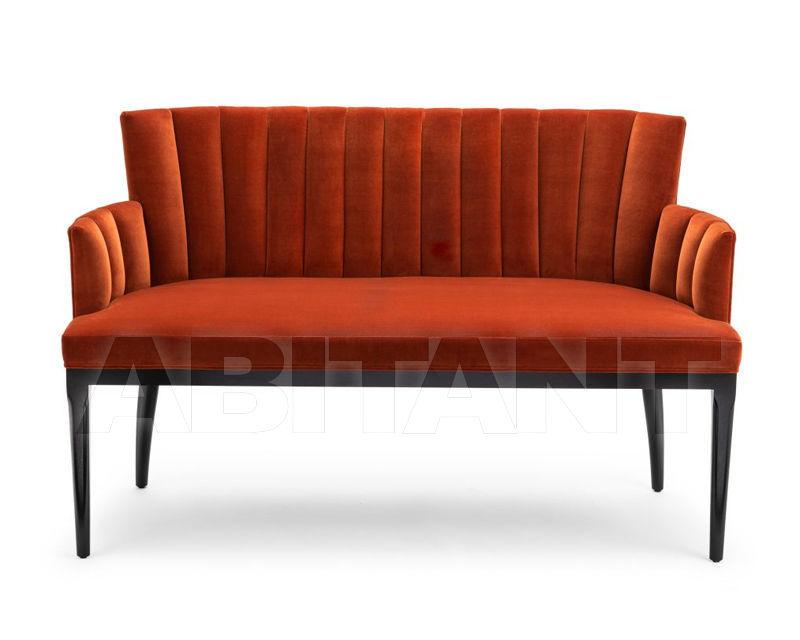 Buy Settee Amy Somerville London ltd 2020 Oxalis Two Seat Bench