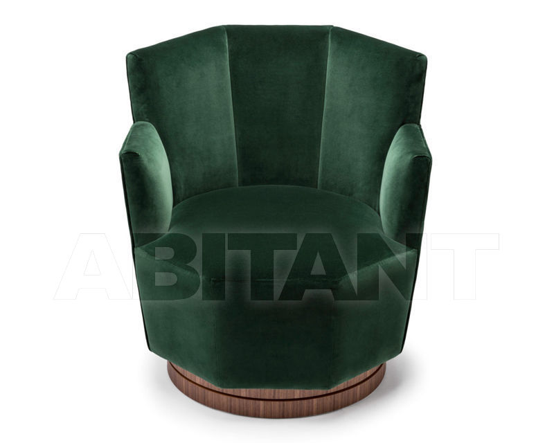Buy Chair Amy Somerville London ltd 2020 Quinaquina Swivel Chair