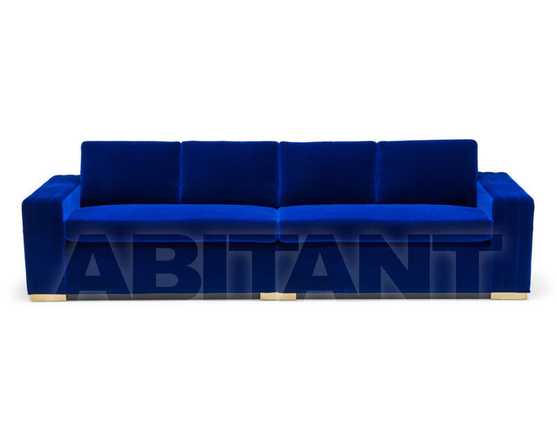 Buy Sofa Amy Somerville London ltd 2020 Rabelais 4 Seat Sofa