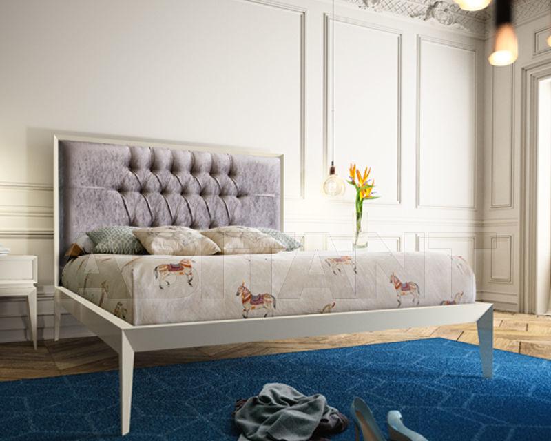 Buy Bed La Ebanisteria  2020 TRIANGLE SILKY