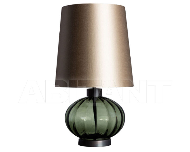 Buy Table lamp Pedra Moss Heathfield 2020 TL-PEDR-DBRZ-MOSS
