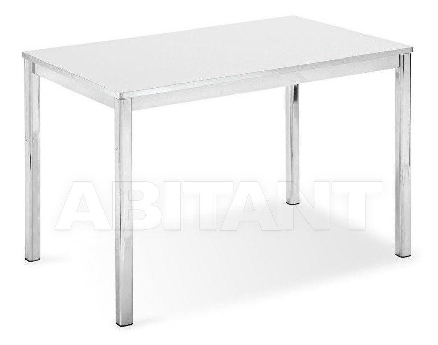 Dining table PERFORMANCE glass / acrylic Calligaris CS/4031-ML 130 ...