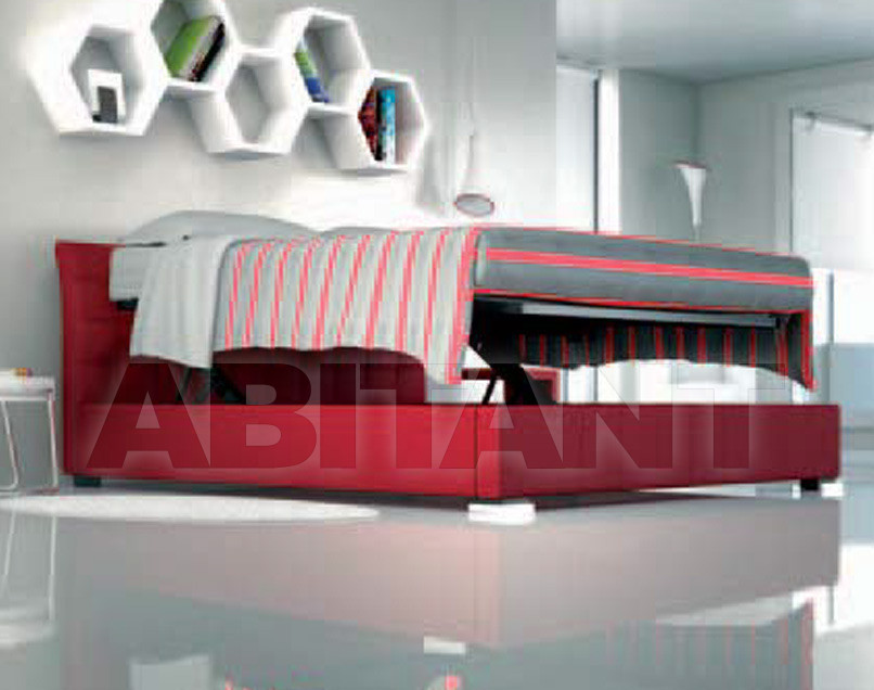 Bed red Target Point BD427/4