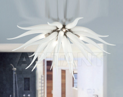Big white La Murrina ceiling lights : Buy, оrder оnline on ABITANT