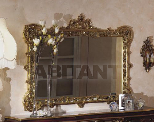 Buy Wall mirror Asnaghi Interiors Bedroom Collection 204254