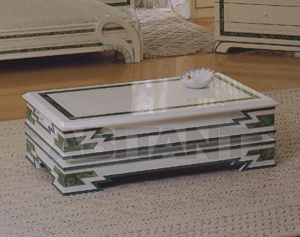 Buy Coffee table ZINNIA Asnaghi Interiors Bedroom Collection CR119
