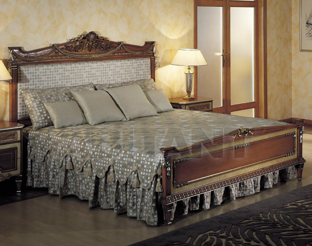 Buy Bed HARBIN Asnaghi Interiors Bedroom Collection 200352