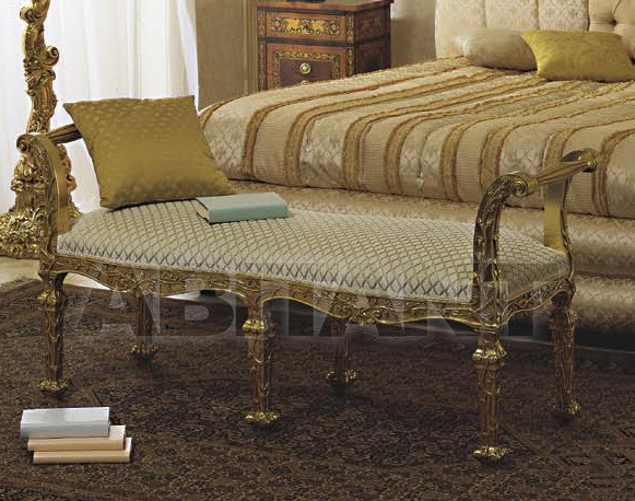Buy Ottoman Asnaghi Interiors Bedroom Collection 204205