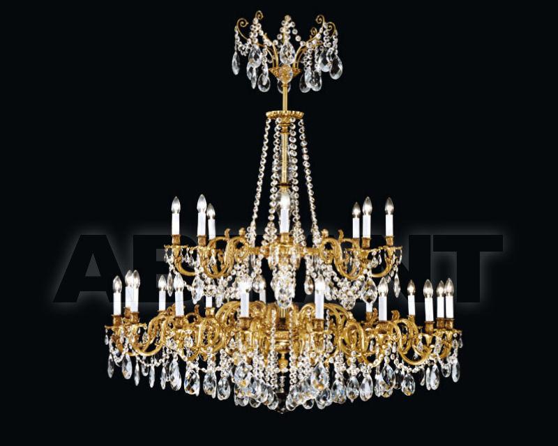 Plafoniere De Metal : Сhandelier gold renzo del ventisette & c. s.a.s l 10703 16 8 : buy