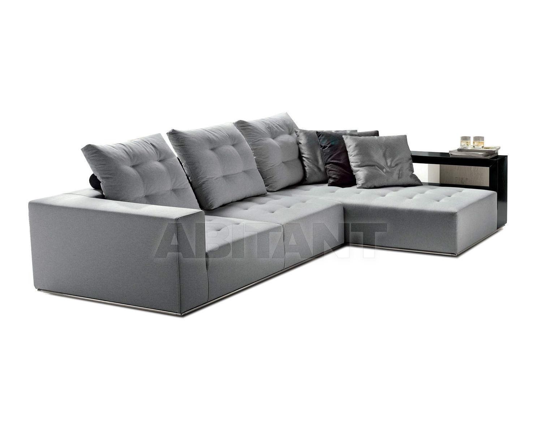 Sofa gray Formerin ROMEO Divano terminale Sofa with 1 arm + Chaise ...