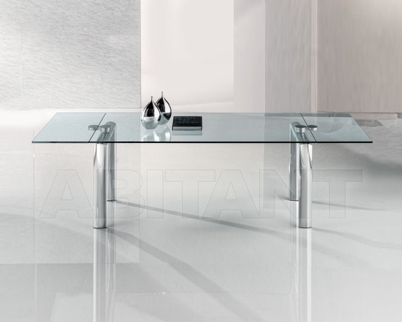 Dining table gray reflex spa policleto allungabile buy for Reflex policleto