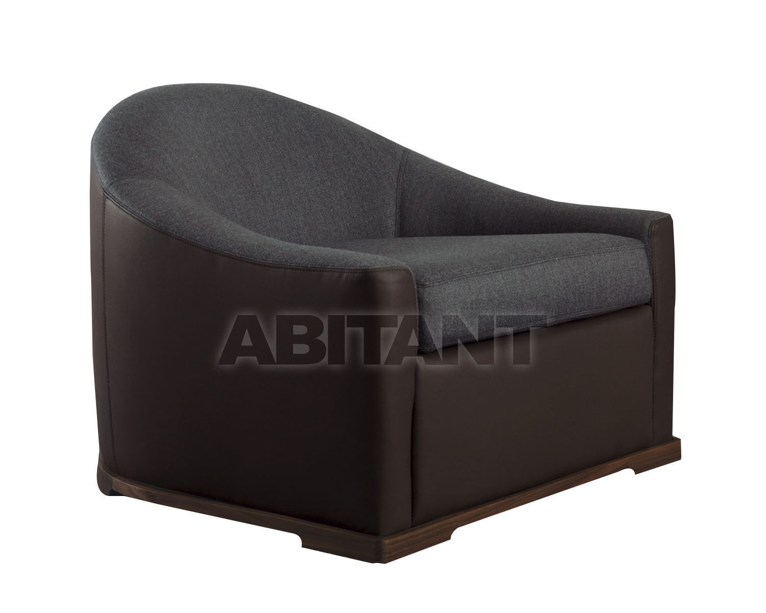 Pouf Brandina.Shair Romeo Brown Galimberti Nino 11413 Buy Order Online On Abitant