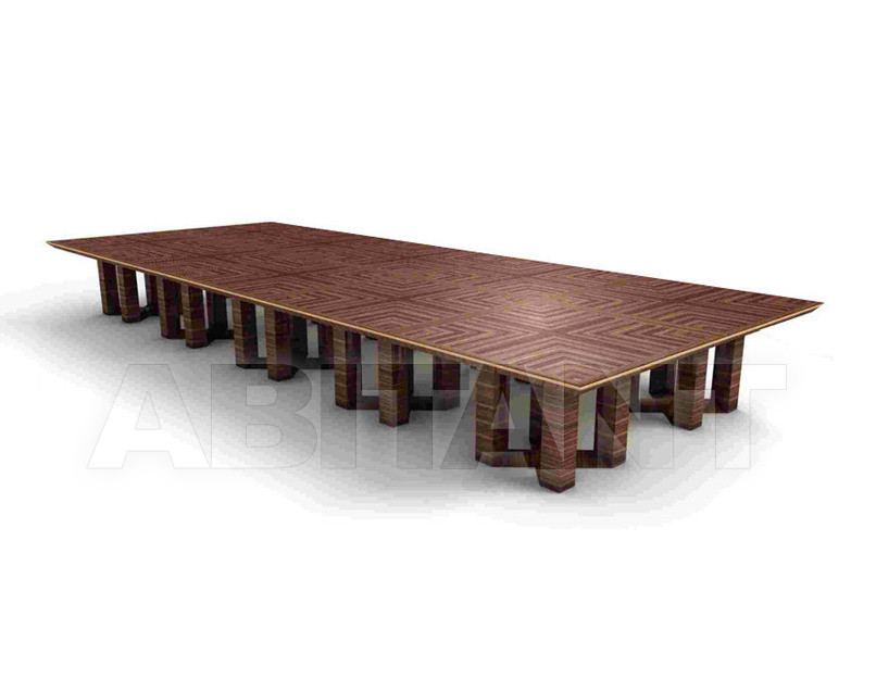 Buy Conference table ETTORE BERDONDINI  AB 1926 Historic Collection ETTORE rectangular table 28