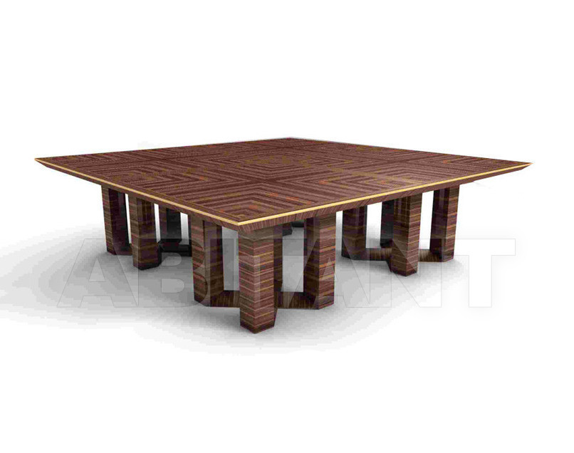 Buy Conference table BERDONDINI  AB 1926 Historic Collection ETTORE square table 16