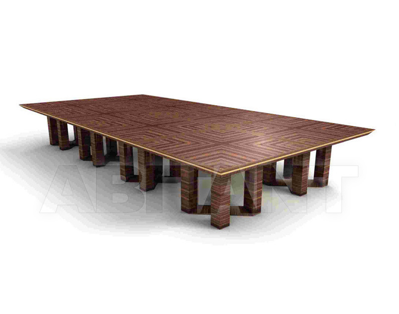 Buy Conference table ETTORE BERDONDINI  AB 1926 Historic Collection ETTORE rectangular table 24