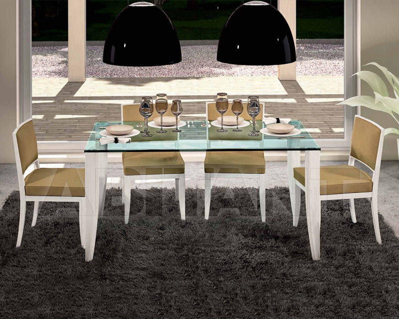 Buy Dining table MAV Memorie Contemporanee 9624-T