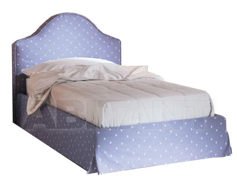 Buy Children's bed Callesella Romantic Collection Letto Norma singolo contenitore R0088