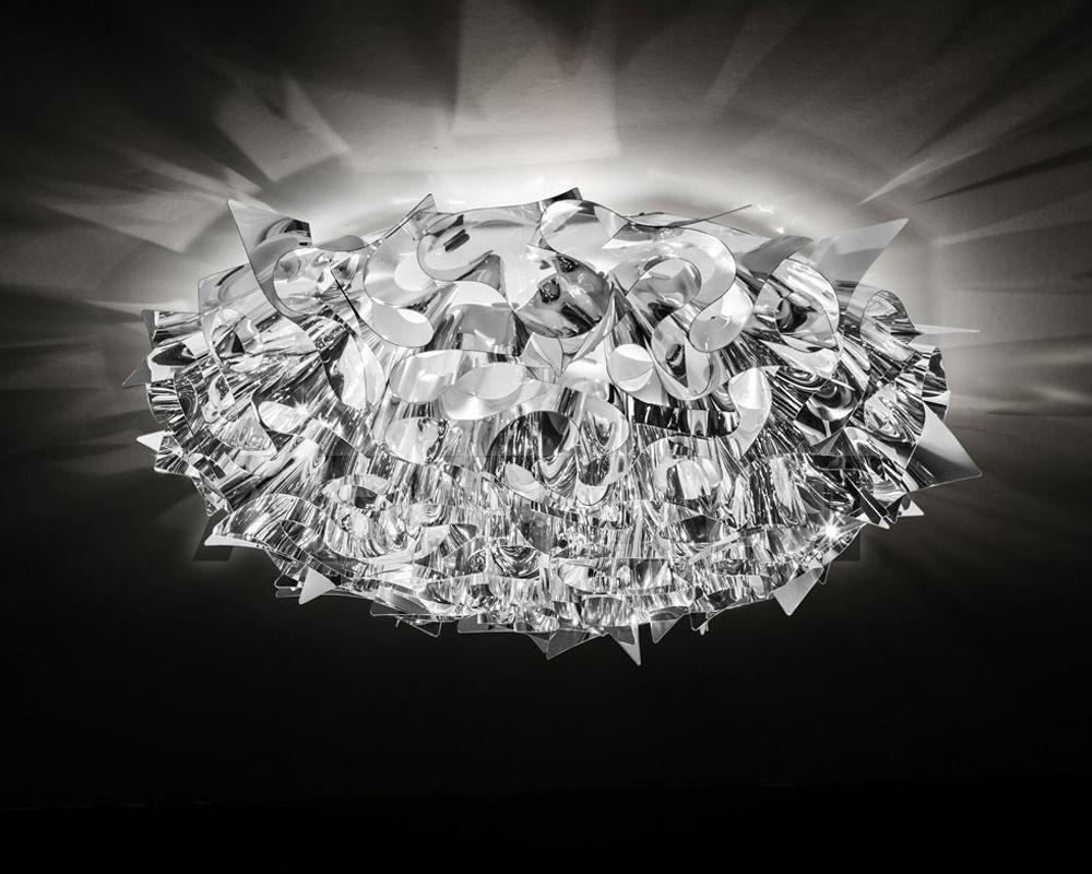 Buy Light VELI SILVER Slamp 2014 VEL78PLF0002S_000