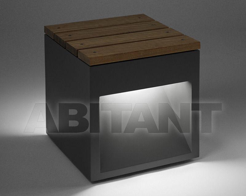 Buy Garden light  Lap Bench Grupo B.Lux Urban LAP BENCH 45A FLUOR