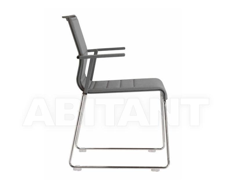 Buy Armchair ICF Office Stick 3687312 gray