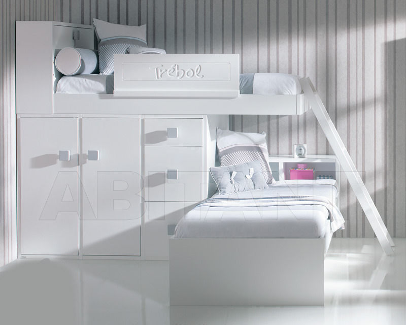 Buy Children's bed Trebol Juvenil Dinamyc 01.30.101 2