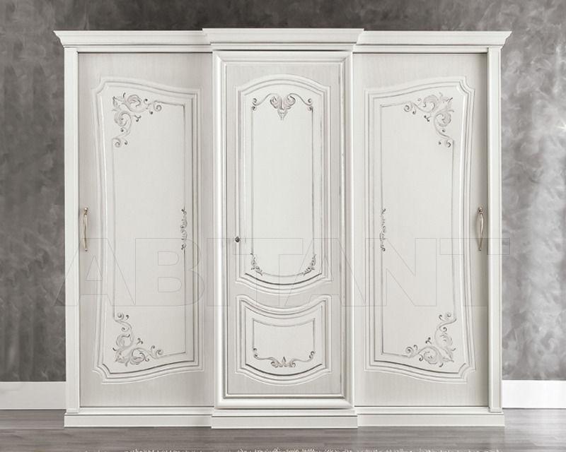 Wardrobe LE MUSE 3 white Mobilificio Dal Cin srl MU233B ...
