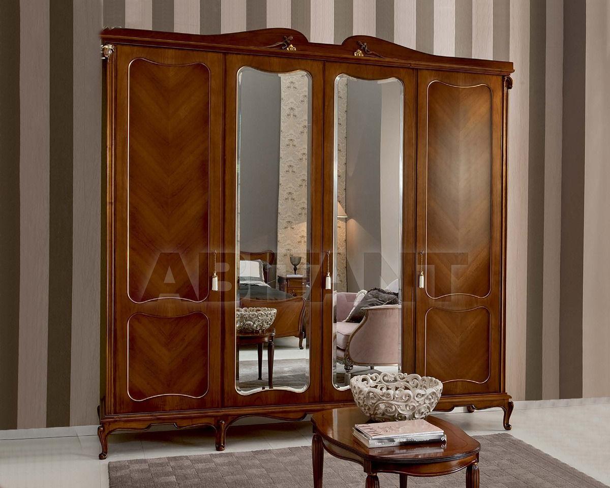 Wardrobe brown Medea 2042 Armadio 4 ante, : Buy, оrder оnline on ABITANT