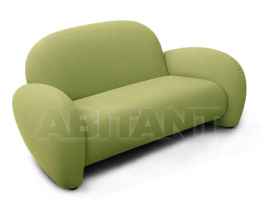 Sofa Geo light green Rossi di Albizzate GO 170 3, : Buy, оrder ...