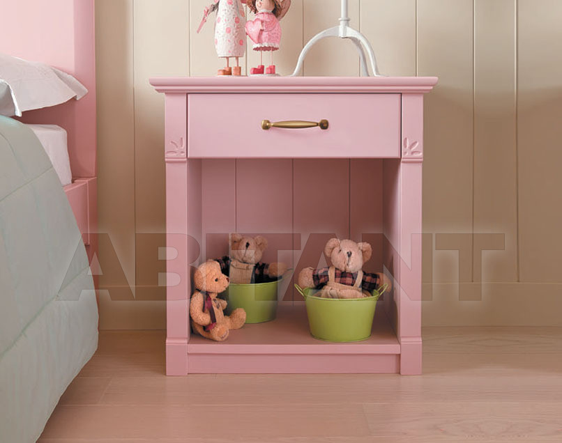 Buy Nightstand Callesella Romantic Collection R0112