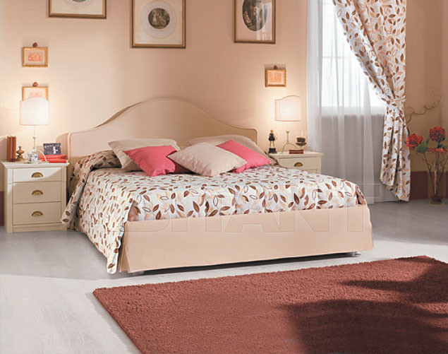 Buy Bed Callesella Romantic Collection R0092