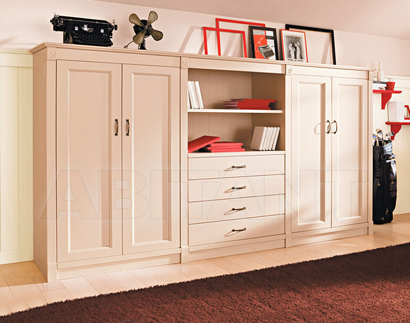 Buy Children's cupboard Callesella Romantic Collection R0400