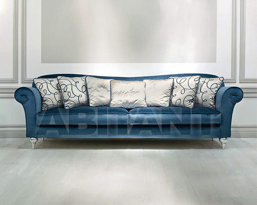Zandarin Divani E Poltrone.Sofa Jolie Blue Siwa By Zandarin Silvano Divani E Poltrone